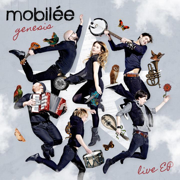Mobilée SInglecover Live EP Genesis