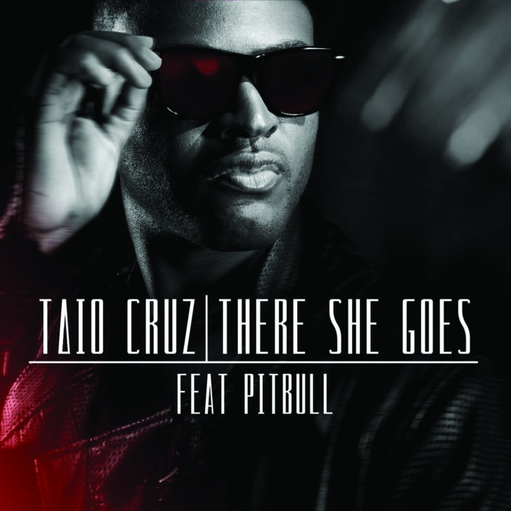 Taio Cruz There She Goes Cover