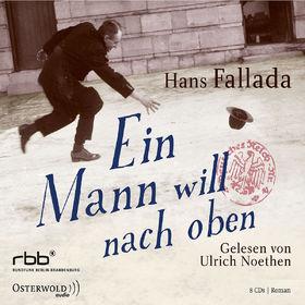 Hans Fallada, Ein Mann will nach oben, 09783869521176