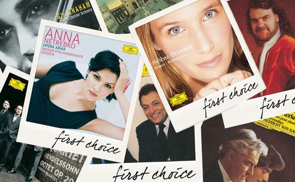 First Choice, Erste Wahl unter den CD-Serien