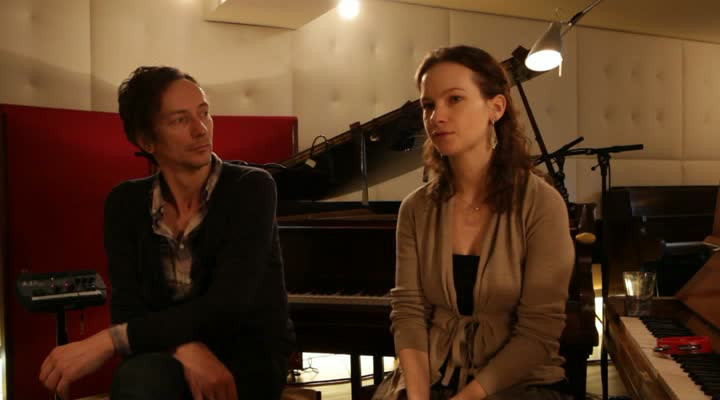 Hahn und Hauschka über ihr Album SILFRA