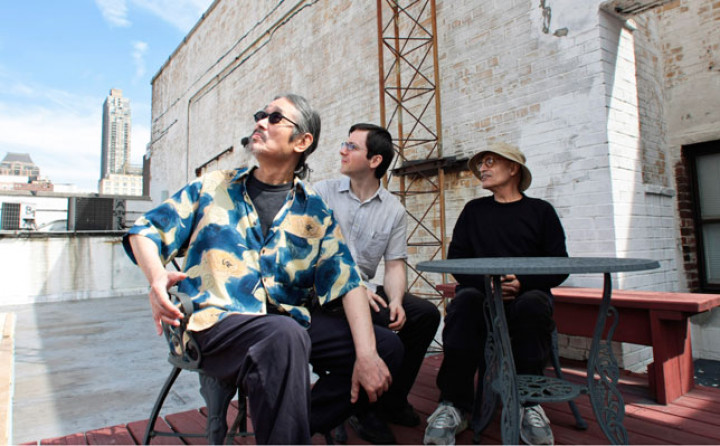 "Masabumi Kikuchi, Paul Motian & Thomas Morgan - ""Sunrise"" - c John Rogers"