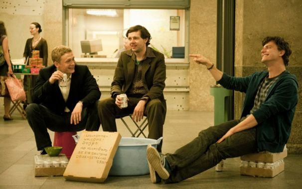 Russendisko, Kinostart von Russendisko: Schweighöfer ab sofort wieder im Kino