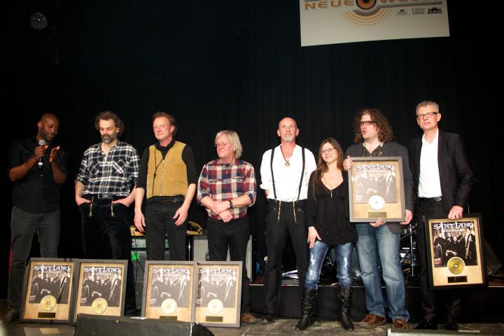 Neue Welle 2012 - Gold für Santiano