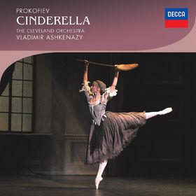 Vladimir Ashkenazy, Prokofiev: Cinderella, 00028947836377