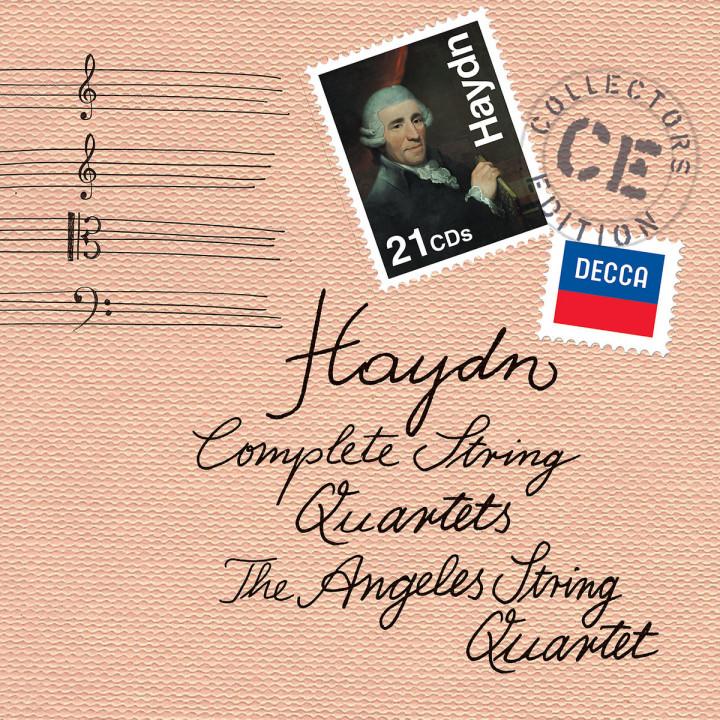 Sämtliche Streichquartette (GA): Angeles String Quartet,The