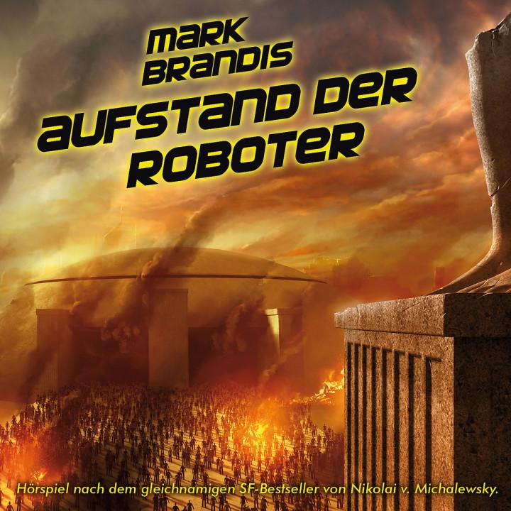 04: Aufstand der Roboter: Mark Brandis