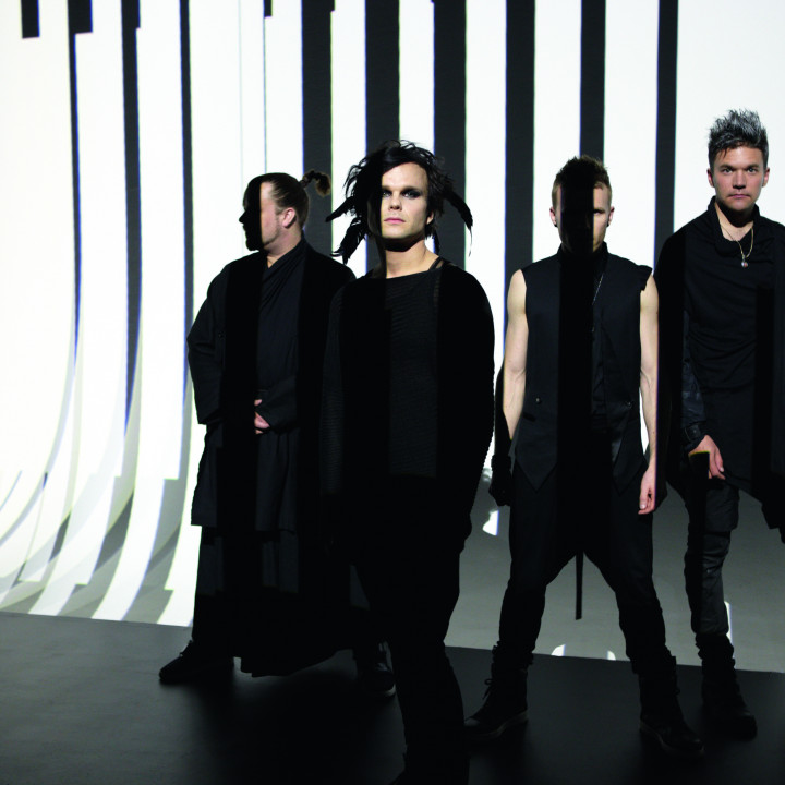 The Rasmus Pressebild 02 2012