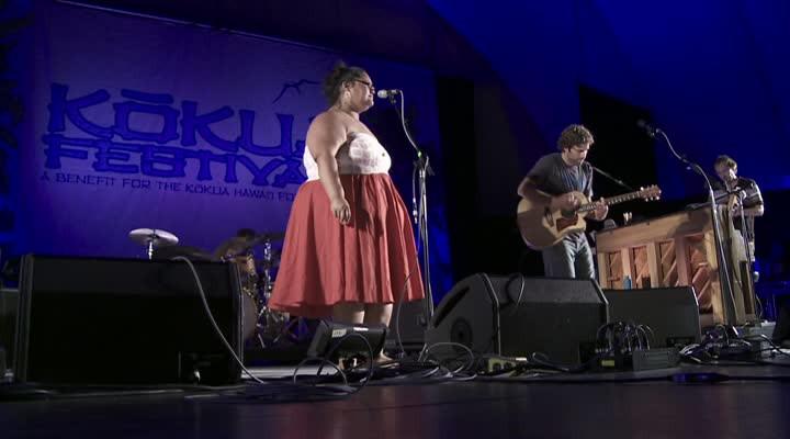 Better Together feat. Paula Fuga (Live At Kokua 2010)