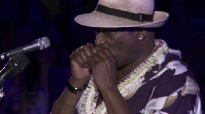 Further Down The Road feat. Taj Mahal (Live At Kokua 2010)