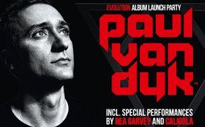 Paul van Dyk, 5. Mai: Evolution Album Launch Party in der Arena Berlin