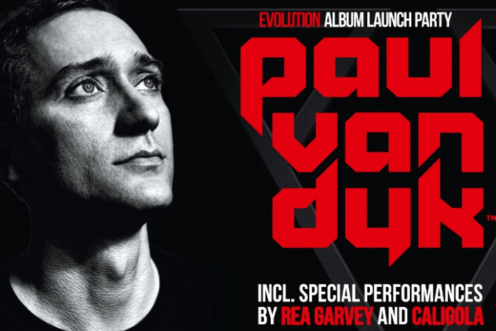Paul van Dyk Album Release Party