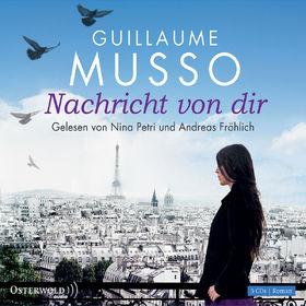 Guillaume Musso, Nachricht von Dir, 09783869521077