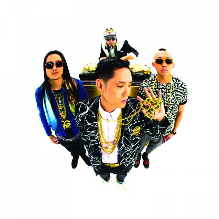 Far East Movement Pressebild 01 2012