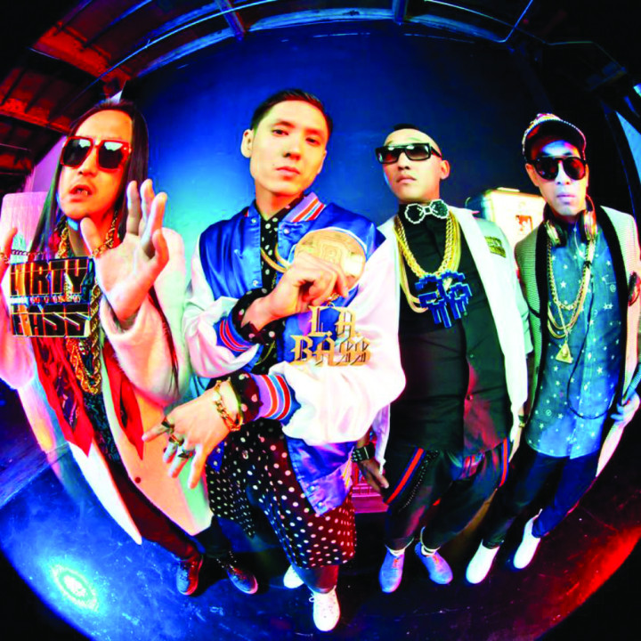 Far East Movement Pressebild 02 2012