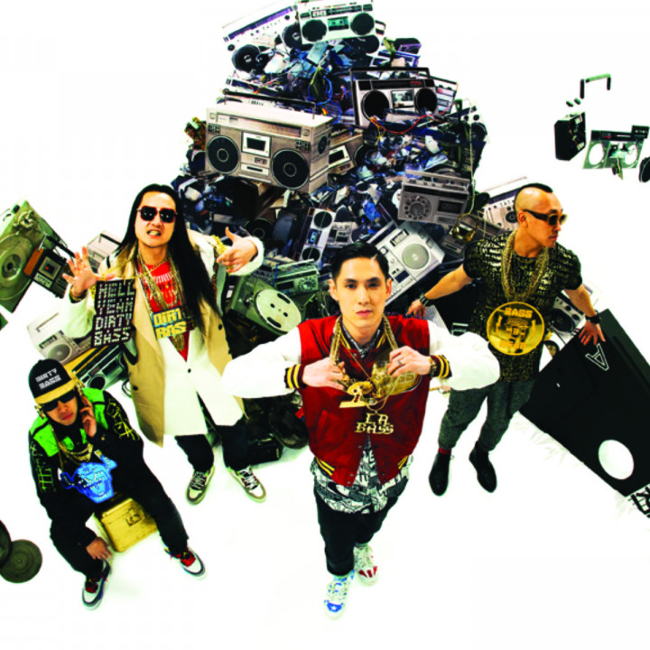 Far East Movement Pressebild 04