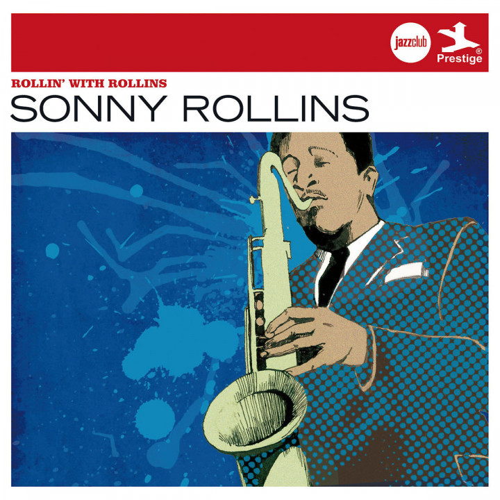 Rollin' With Rollins! (Jazz Club)