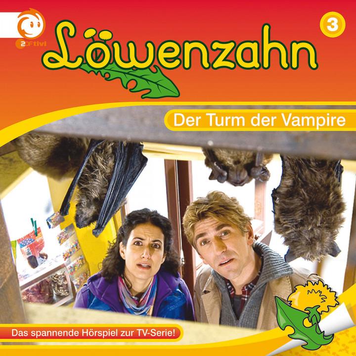03: Der Turm der Vampire: Löwenzahn