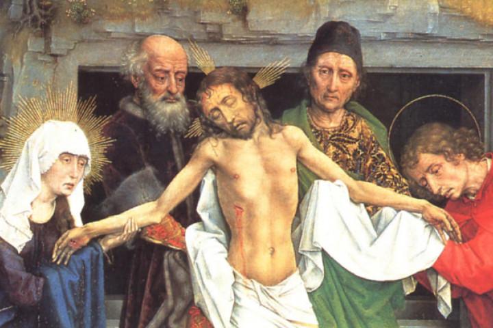 Johannes Passion zu Ostern