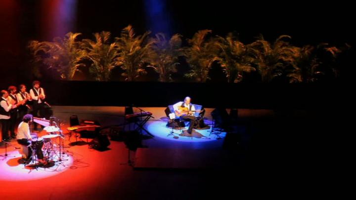 Conciertos Live in Spain 2010 - Dokumentation