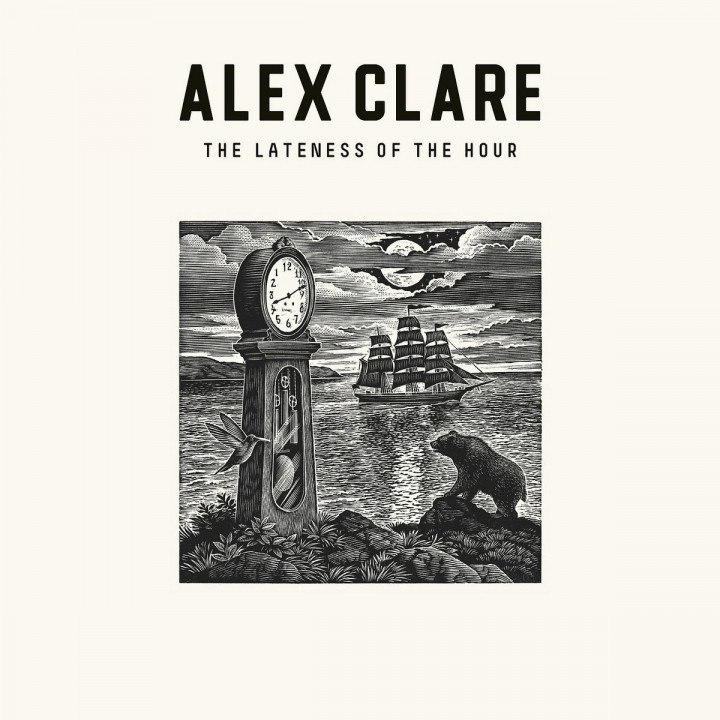 The Lateness Of The Hour: Clare,Alex