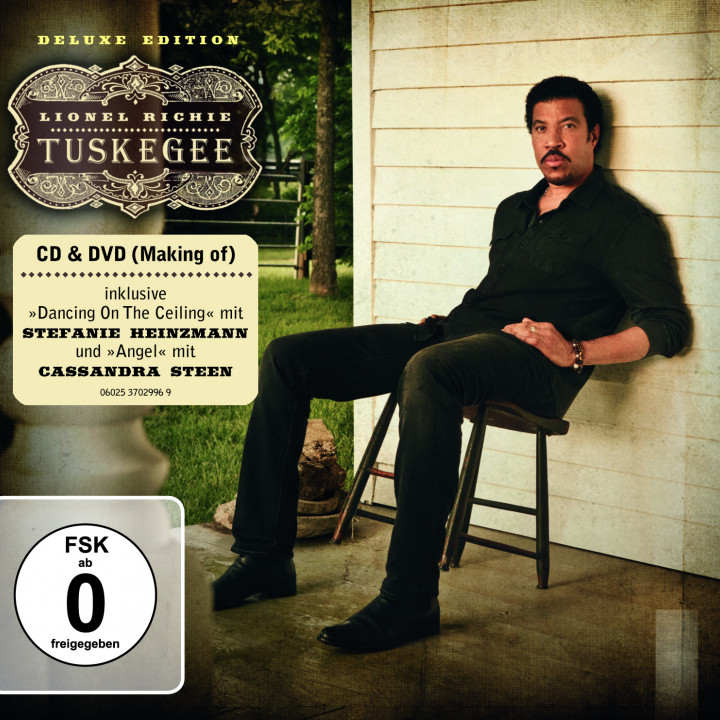 Cover Tuskegee Deluxe mit Sticker