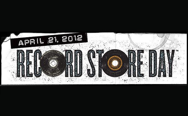 Various Artists, Lest hier, welche Plattenläden beim Record Store Day 2012 mitmachen