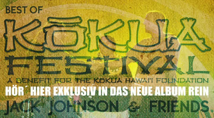 Best Of Kokua  Festival - Album Release Video