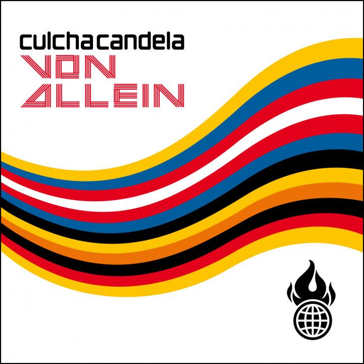 Culcha Candela Von Allein Cover