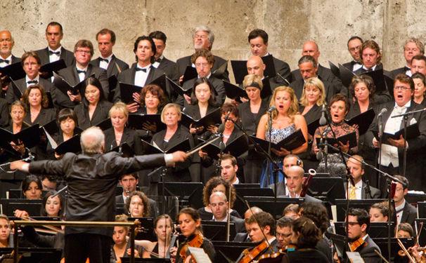 Daniel Barenboim, Barenboim und das WEDO spielen für Papst Benedikt XVI