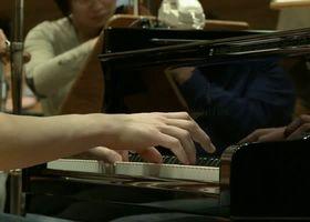 Jan Lisiecki, Mozart - Impressionen von den Aufnahmen