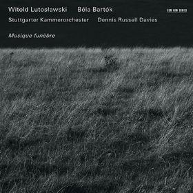 Witold Lutos¿awski, Béla Bartók: Musique Funèbre, 00028947646723