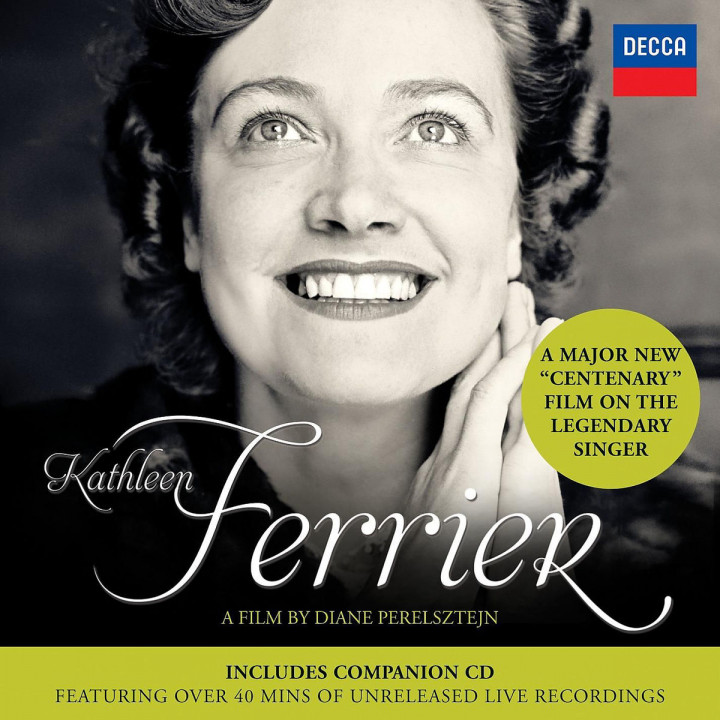 Kathleen Ferrier - Documentary: Ferrier/Newmark/The Little Orchestra Society/+