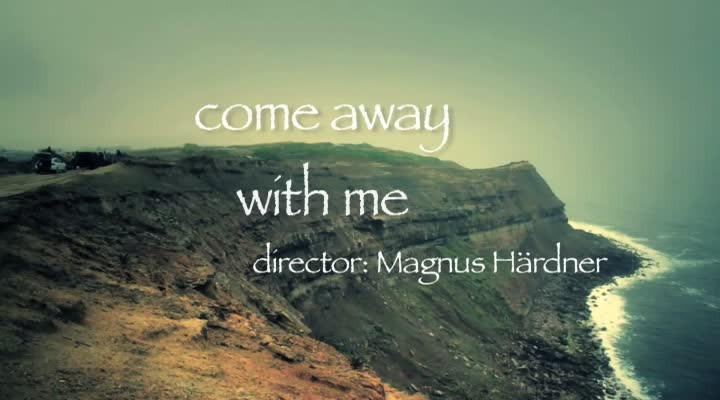 "Making Of des Videos zu ""Come Away With Me"""