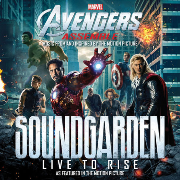 "Cover Soundgarden ""Live To Rise"""