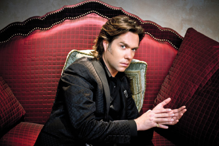 Rufus Wainwright, Out Of The Game, c Barry J Holmes
