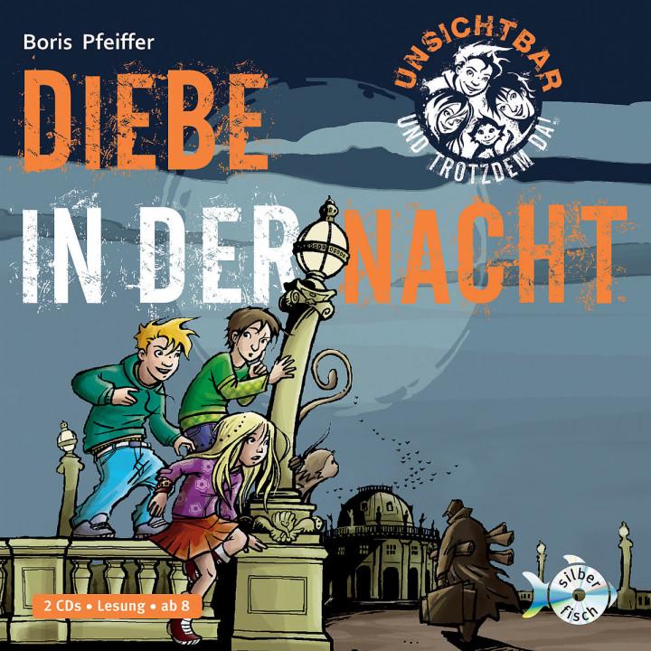 B.Pfeiffer: Unsichtbar u. trotzdem da-Diebe.. Bd.1: Kaminski,Stefan