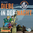 Boris Pfeiffer, Unsichtbar und trotzdem da - Diebe in der Nacht (Band 1), 09783867421270
