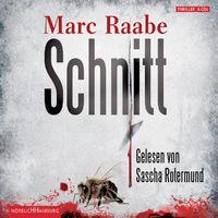 Marc Raabe, Schnitt