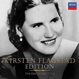 Kirsten Flagstad Edition - The Decca Recitals, 00028947839309