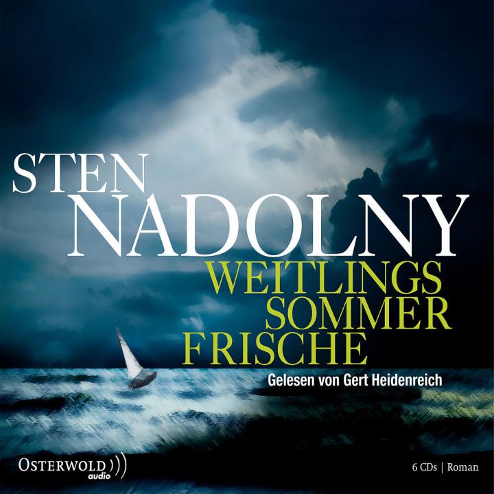 Sten Nadolny: Weitlings Sommerfrische: Heidenreich,Gert