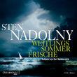 Sten Nadolny, Weitlings Sommerfrische, 09783869521152