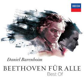 Daniel Barenboim, Beethoven für alle - Best Of, 00028947842460