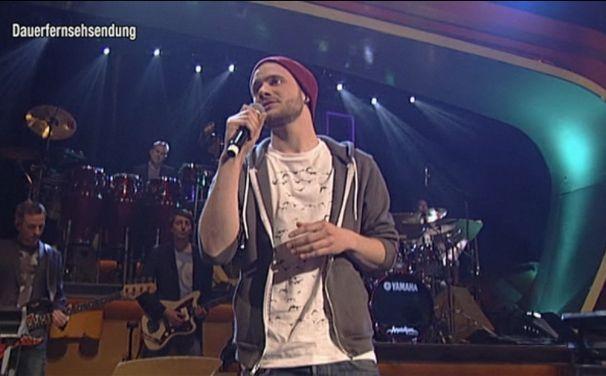 Roman Lob, Nochmal ansehen: Roman performt sechs Songs bei TV Total