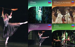 Sergei Prokofieff, Klassiker des Ballett-Repertoires