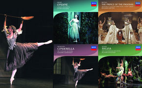 Léo Delibes, Klassiker des Ballett-Repertoires