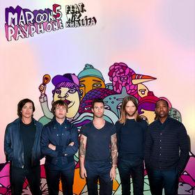 Maroon 5, Payphone (2-Track), 00602537061938