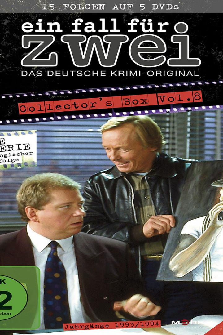 Ein Fall für zwei Collectors Box 8 (Folge 106-120): Ein Fall für zwei