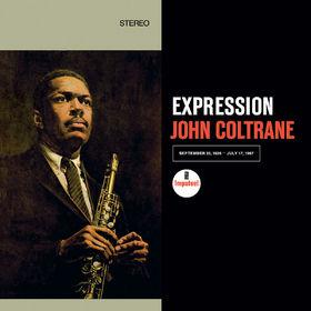 John Coltrane, Expression, 00602527768274