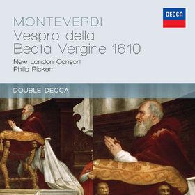 Monteverdi: Vespro della Beata Vergine 1610, 00028947839491